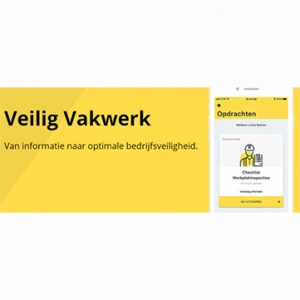 Veilig Vakwerk app online!