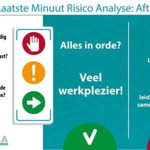 LMRA: Checklist voor veilig werken