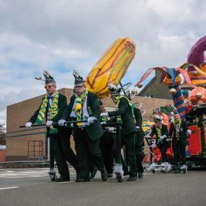 Een veilig carnaval