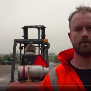 Toolboxvideo: zo werk je veilig met de heftruck!