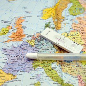 Nederlandse grenspendelaars kunnen gratis sneltest doen in Duitsland