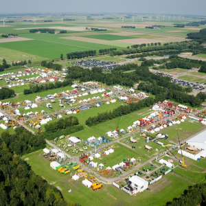 Agrotechniek Holland en Groentechniek Holland gelijktijdig in Biddinghuizen in 2022